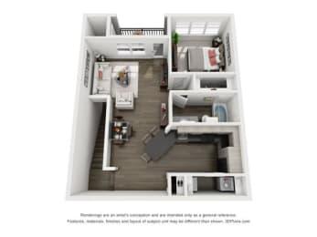 Floor Plan Montego