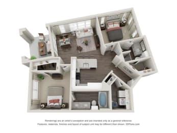 Floor Plan Nassau
