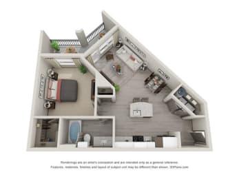 Floor Plan St. Croix