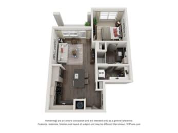 Floor Plan St. Kitts