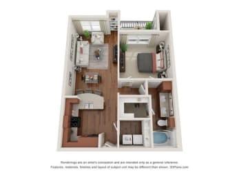 Floor Plan St. Thomas