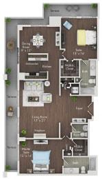 Floor Plan C10