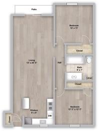 Floor Plan B1.5