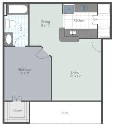 Floor Plan The York, Sussex, & Lancaster