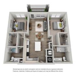 Floor Plan Largo