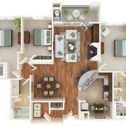 Floor Plan The Woodholme