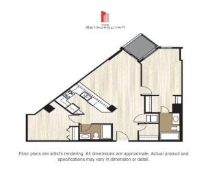 Floor Plan Michelangelo