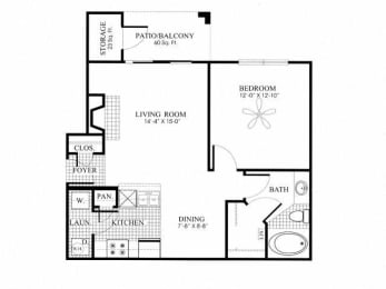 one bedroom apartments in frisco tx