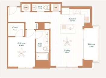 Floor Plan Oak
