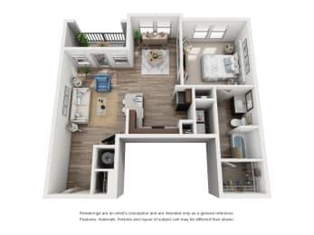 Floor Plan A2-Alt