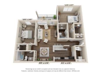 Floor Plan Dolly