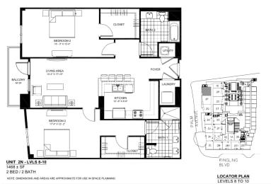 Floor Plan 2N
