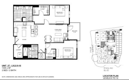 Floor Plan 2T