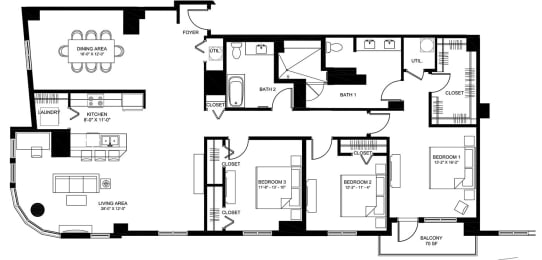 Floor Plan 3L