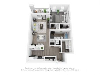 Elm Floor Plan