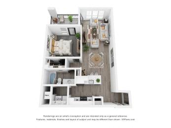 Juniper Floor Plan