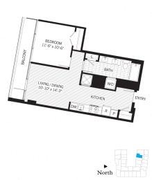 Floor Plan Newton aj4