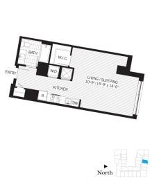 Floor Plan Henson s04