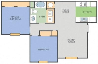 Floor Plan Mesa