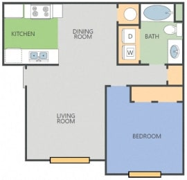 Floor Plan Teton