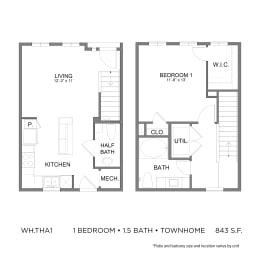 Floor Plan WH.THA1