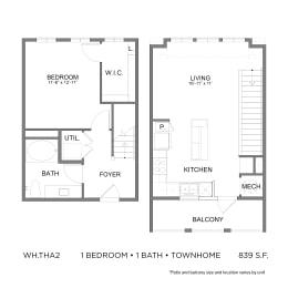 Floor Plan WH.THA2