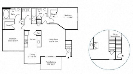 The Jade Floorplan