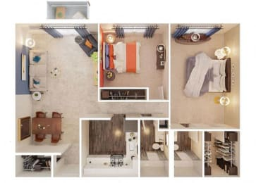 Clybourn Floor Plan Parkview