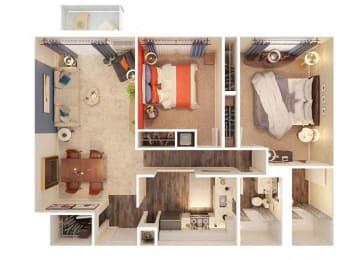 Wells Floor Plan