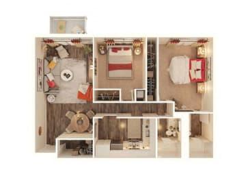 Orleans Floor Plan