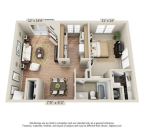 Floor Plan Plan B.2