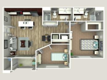 Floor Plan Bonita