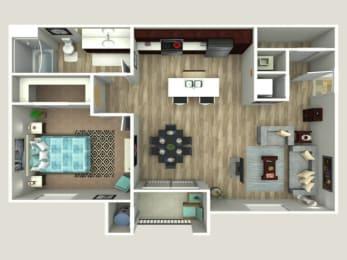 Floor Plan Madera