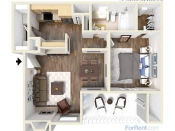 A5 Floor Plan |High Oaks