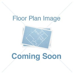 Two Bedroom, One Bathroom Floor Plan  Residences at Manchester Place