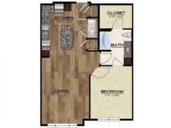 Venice Floor Plan  Rialto