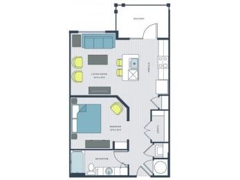 Adger Floor Plan  Wharf 7