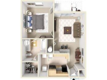 Floor Plan Indigo