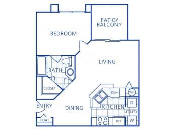 Floor Plan Palmaire