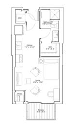 Floor Plan Ava