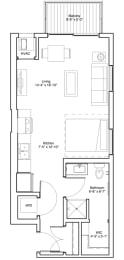 Floor Plan Greta