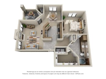 Floor Plan Sago