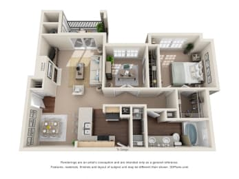 Floor Plan Celestial