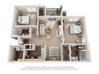 Floor Plan Harmony