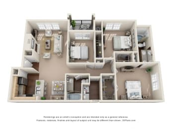Floor Plan Heavenly