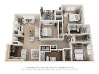 Floor Plan Mystify