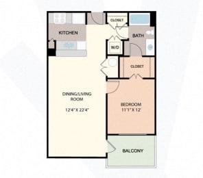 Floor Plan W1
