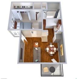 Dakota Ridge Floor Plans