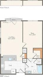 Floor Plan A07