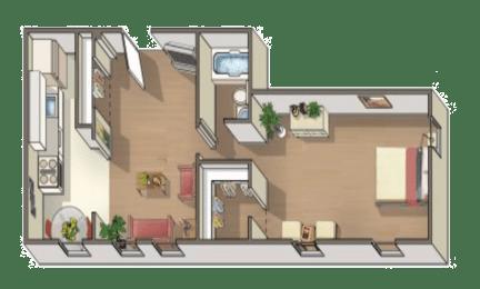 Barclay - Preston Floor Plan at Barclay, Washington, Washington